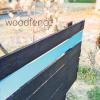 ウッドフェンス(アルミ支柱)をDIY